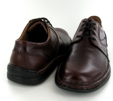 Josef Seibel Walt Brandy Leather Shoe - View 3