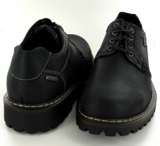 Josef Seibel Chance 08 Black Leather Shoe - View 3