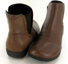 Josef Seibel Naly 05 Nuss (Brown) Leather Boot - View 3