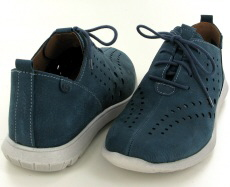 Josef Seibel Malena 09 Aqua Leather Shoe - View 3