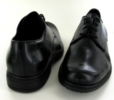 Josef Seibel Kevin 07 Black Leather Shoe - View 3