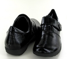 Josef Seibel Naly 21 Black Patent Leather Patent Shoe - View 3