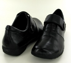 Josef Seibel Naly 21 Black  Leather  Shoe - View 3