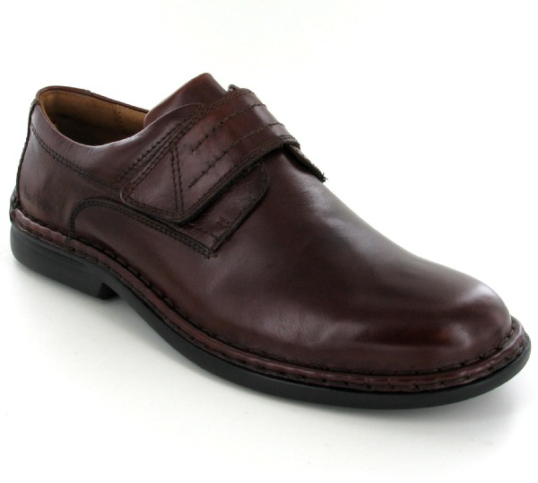 Josef Seibel Vigo 09 Brandy Leather Shoe