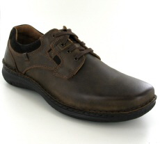 Josef Seibel Anvers 36 Moro Leather Shoe
