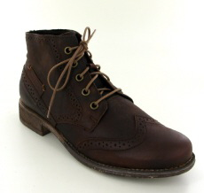 Josef Seibel Sienna 15 Camel Leather Boot