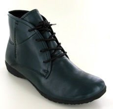 Josef Seibel Naly 09 Petrol Leather Boot