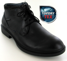 Josef Seibel Harry 07 Black Leather Boot