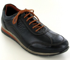 Josef Seibel Tom 29 Ocean (Navy) Leather Shoe