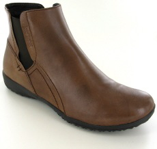 Josef Seibel Naly 05 Nuss (Brown) Leather Boot