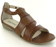 Josef Seibel Fabia 03 Nuss Leather Sandal