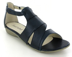 Josef Seibel Fabia 03 Ocean Leather Sandal