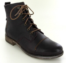 Josef Seibel Sienna 17 Bordo Leather Boot