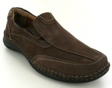 Josef Seibel Anvers 67 Brandy Nubuck Shoe