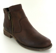 Josef Seibel Sienna 87 Camel Leather Boot