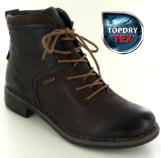 Josef Seibel Selena 50 Moro Leather Boot
