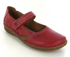 Josef Seibel Rosalie 37 Hibiscus Leather Shoe