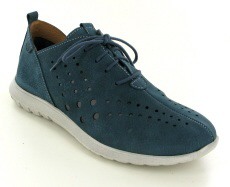 Josef Seibel Malena 09 Aqua Leather Shoe - View 1