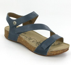 Josef Seibel Tonga 25 Jeans Leather Sandal