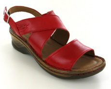 Josef Seibel Molly 04 Rubin Leather Sandal