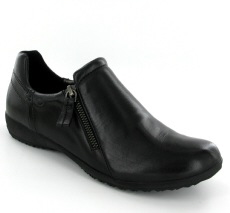Josef Seibel Naly 32 Black Leather Shoe