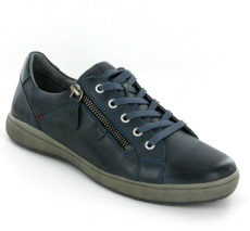Josef Seibel Caren 12 Ocean Leather Shoe