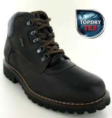 Josef Seibel Chance 71 Moro Leather Boot - View 1