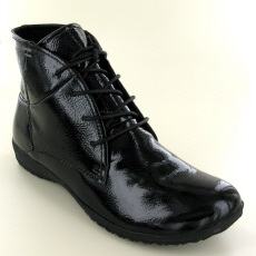 Josef Seibel Naly 09 Titan Patent Leather Boot