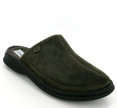 Josef Seibel Max 69 Mocca Suede  Mule - View 1