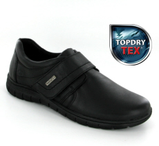 Josef Seibel Steffi 51 Black Leather Shoe
