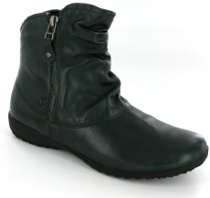 Josef Seibel Naly 24 Petrol Leather Boot