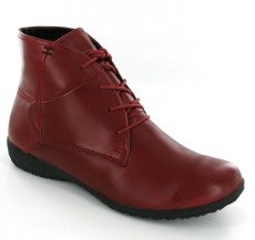 Josef Seibel Naly 09 Carmin Leather Boot