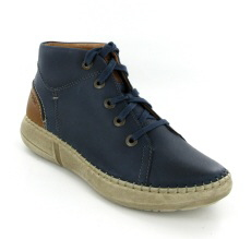 Josef Seibel Louisa 07 Ocean Leather Boot