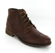 Josef Seibel Sienna 74 Camel Leather Boot