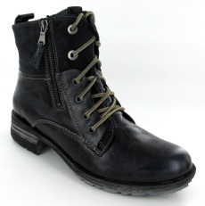 Josef Seibel Sandra 91 Ocean (Navy) Leather Boot