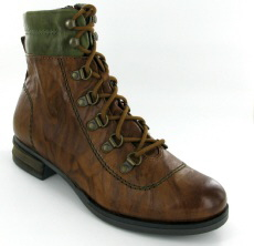 Josef Seibel Sanja 09 Cognac  Leather Boot