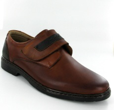 Josef Seibel Alastair 02 Cognac Leather Shoe