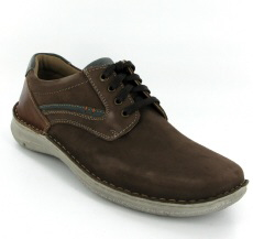 Josef Seibel Anvers 68 Brandy Nubuck Shoe