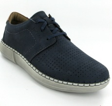 Josef Seibel Louis 06 Ocean Leather Shoe