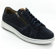 Josef Seibel David 07 Indigo Nubuck Shoe